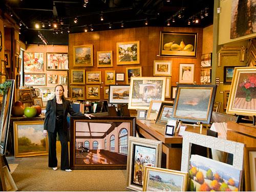 Roslyn Strizver | River Road Gallery | Wilton CT